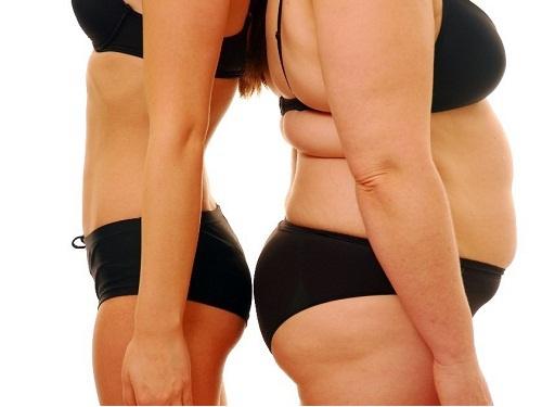 Varför går man ner i vikt
